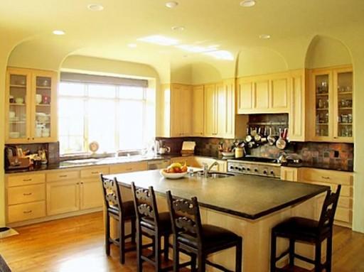 Green Day house-kitchen