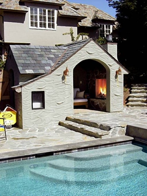 Green Day house-pool