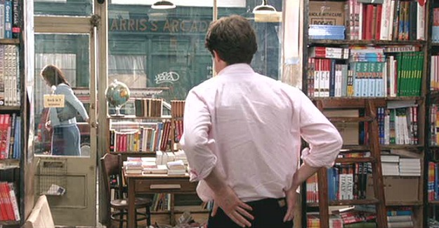 Hugh Grant's Travel Bookstore Notting Hill 2