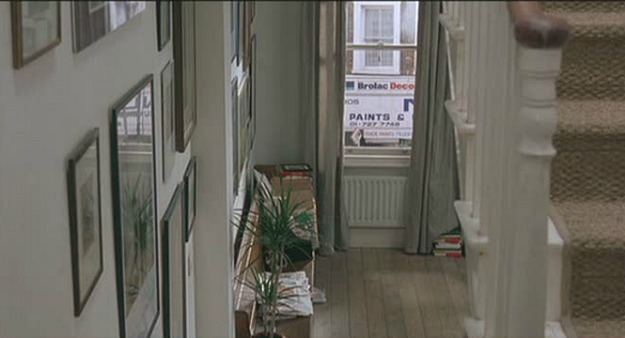 Hugh Grant's flat in Notting Hill movie 12