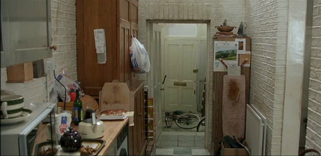 Hugh Grant's flat in Notting Hill movie 3