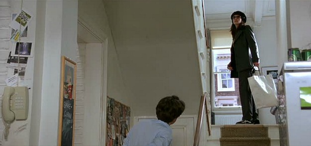 Hugh Grant's flat in Notting Hill movie 5