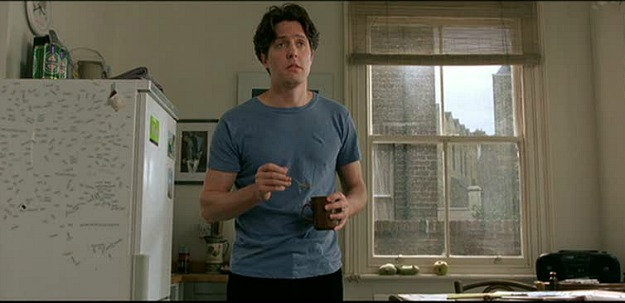 Hugh Grant's flat in Notting Hill movie 6