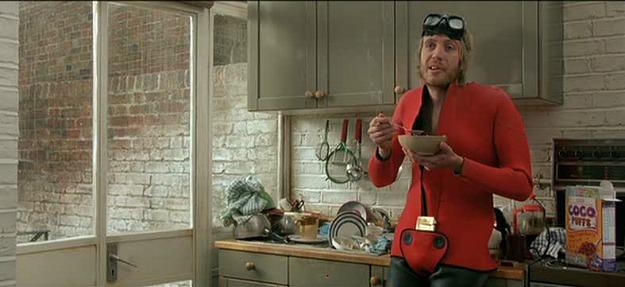 Hugh Grant's flat in Notting Hill movie 7