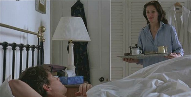 Hugh Grant's flat in Notting Hill movie 9
