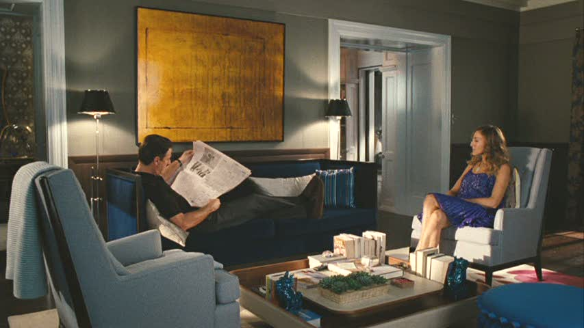 Set Design The Fabulous Apartments In Sex And The City 2