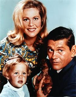 Bewitched Family Photo from hookedonhouses.com