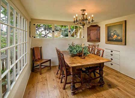 Carmel Cottage Dining Rm