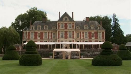chateau de wideville back-tent