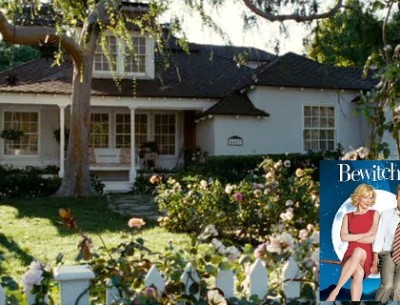 "The ""Bewitched"" Movie: Nicole Kidman's Cottage"