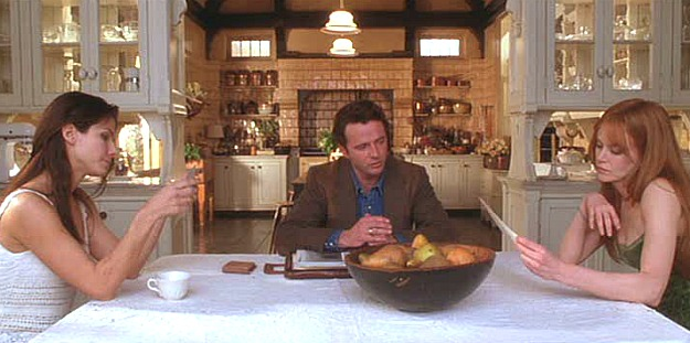 Bullock, Quinn, Kidman Practical Magic Kitchen