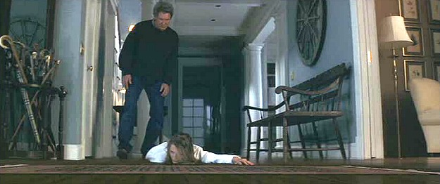 Harrison Ford stalks Michelle Pfeiffer What Lies Beneath