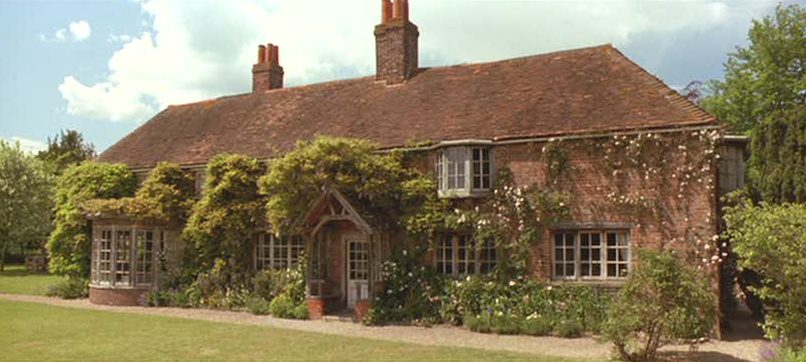"""The Ivy-Covered Country House From """"Howards End"""" Is For Sale"""