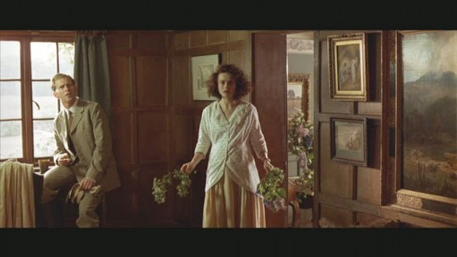 Howards End paneling