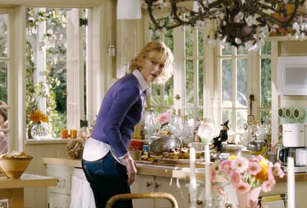 Isabel's kitchen in Bewitched