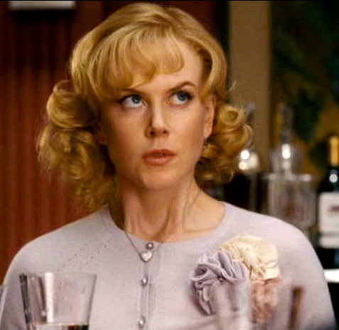 Nicole Kidman heart necklace Bewitched movie