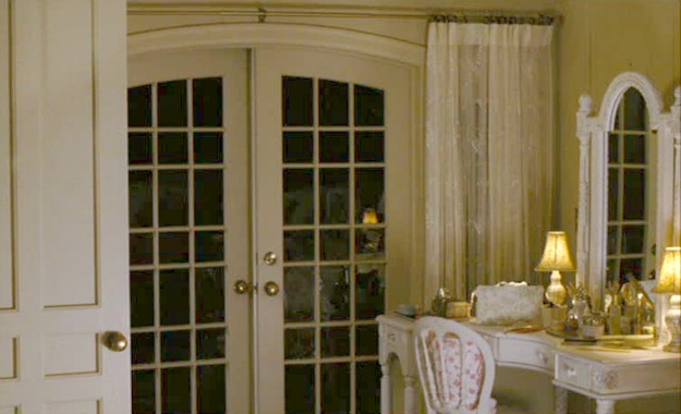 Nicole Kidman's dressing table Bewitched