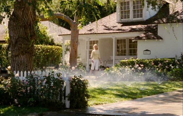 Nicole Kidman's house in the movie Bewitched 2