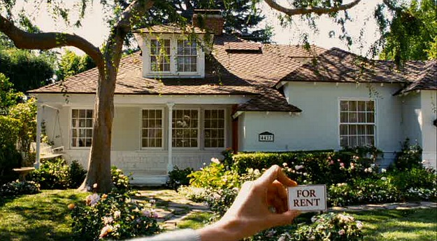 Nicole Kidman's house in the movie Bewitched