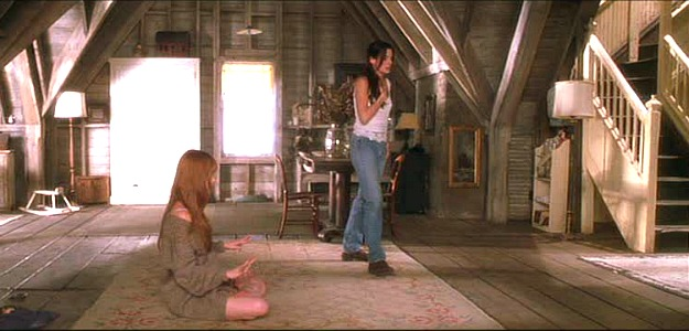 Practical Magic movie house-attic 1
