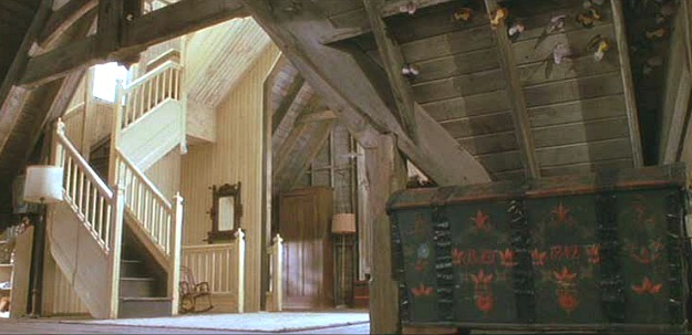 Practical Magic movie house-attic 2