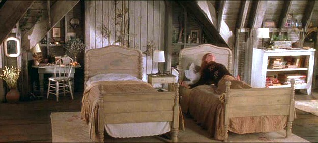 Practical Magic movie house-attic 3