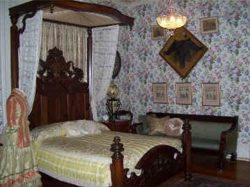 Promont master bedroom