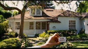 Samantha's house in the movie Bewitched