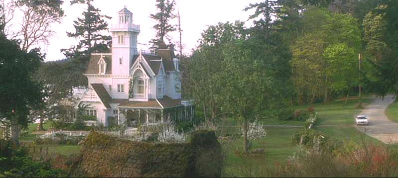 Practical Magic Victorian house