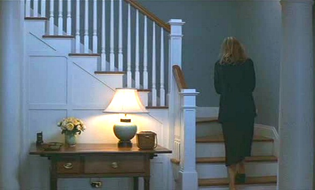 What Lies Beneath house-staircase