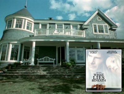 What Lies Beneath movie house filming location