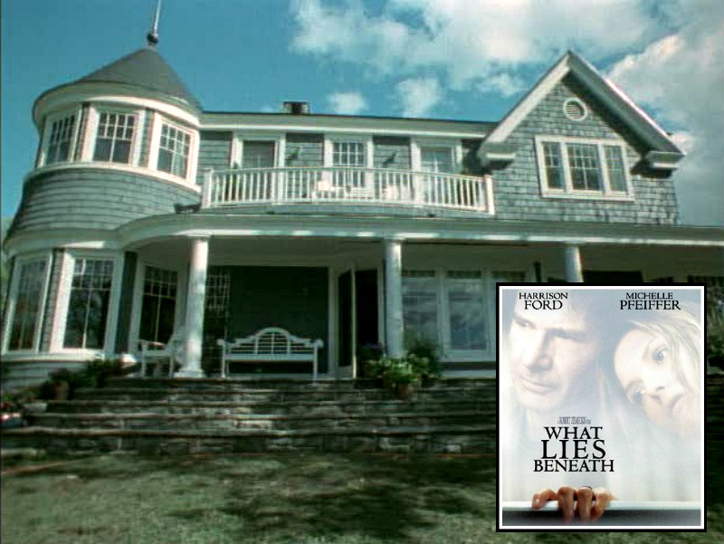 A House To Die For In The Harrison Ford Thriller What Lies Beneath