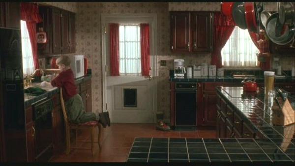 """cape cod attic bedroom designs - The Real """"Home Alone"""" House in Winnetka Illinois"""