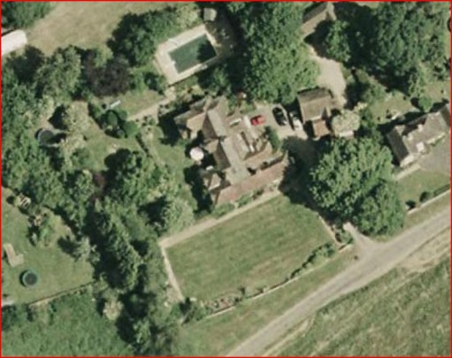 Howards End aerial view
