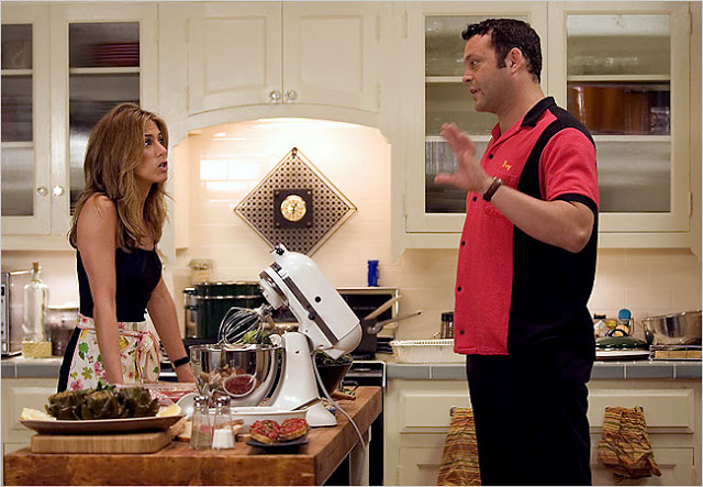 Jennifer Aniston Vince Vaughn The Break Up