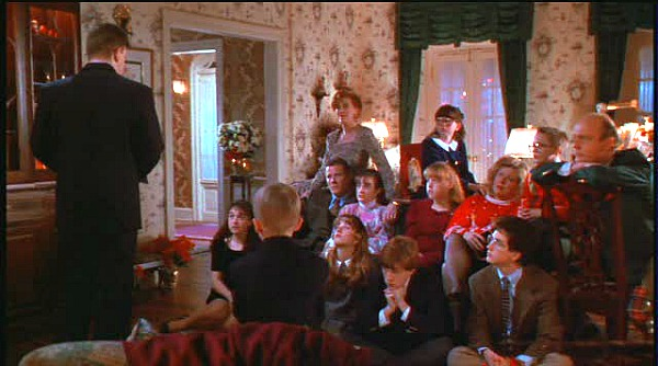 The Home Alone movie house family