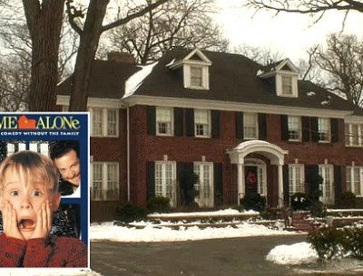 "Inside the Real ""Home Alone"" House"
