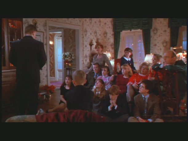 Home Alone Family