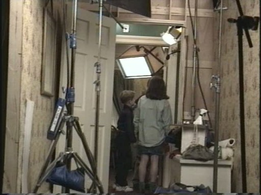 filming Home Alone 1