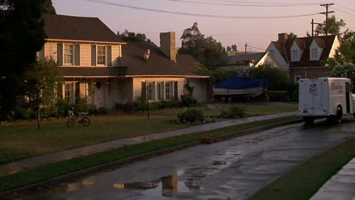 house from Lethal Weapon 1