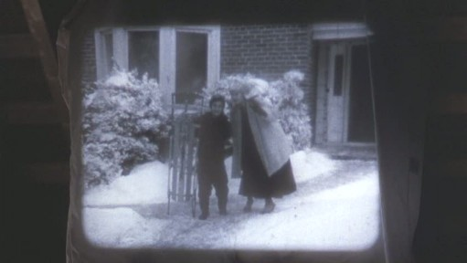 old movies-Bewitched house 2