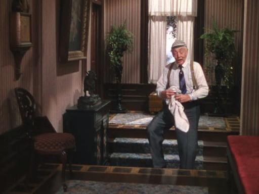 upstairs hallway-grandpa