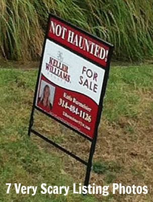7 Scary Real Estate Listings