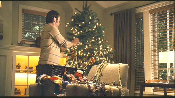 Alvin and the Chipmunks movie Christmas tree
