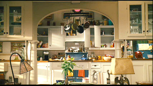 Alvin and the Chipmunks movie kitchen