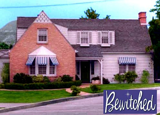 Bewitched sitcom Samantha's house