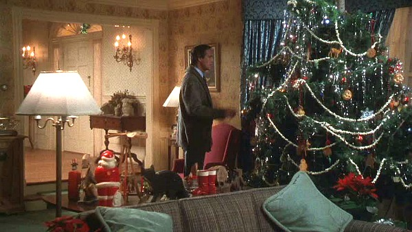 Clark Griswold Christmas tree