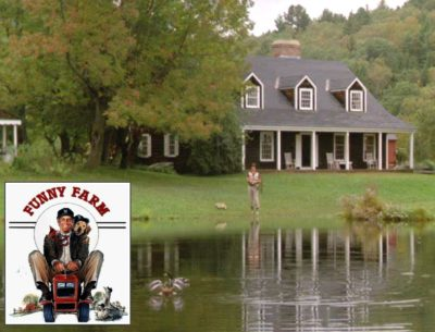 Funny Farm Movie Cape Cod House Chevy Chase