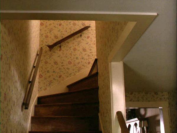 Funny Farm house staircase