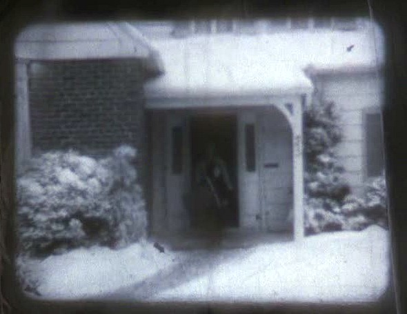 Griswold old family movies Bewitched house
